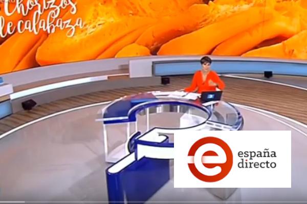 Calabizos en ESPAÑA DIRECTO de RTVE