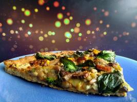 Pizza de setas y Calabizo Nacho Martinez Castro - web