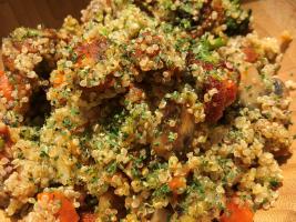 Quinoa-verduras-Calabizo-Receta-lunes-sin-carne