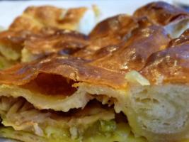 Empanada con sabor a Galicia