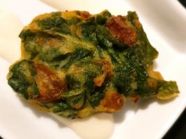 tortilla de acelgas con calabizo 01